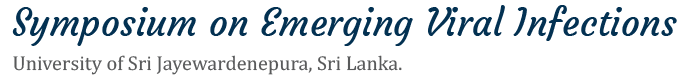 symposium on Emerging viral infections